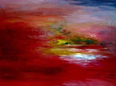 Dawn Art Print by LeeAnn Alexander