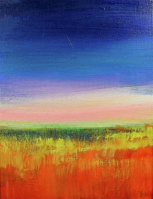 Painting - Dawn by Les Leffingwell