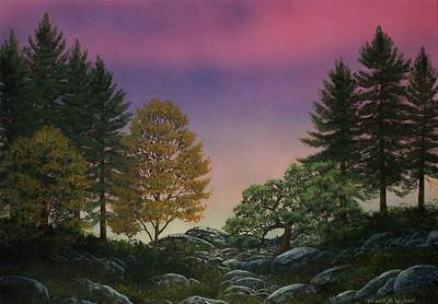 Painting - Dawn Of Day by Frank Wilson