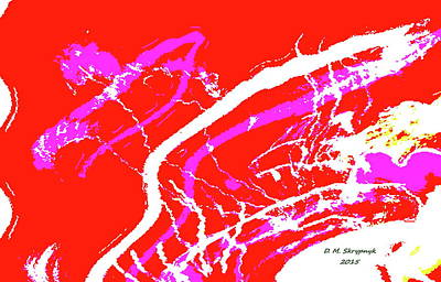 Digital Art - Dawn Of Man by David Skrypnyk
