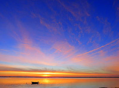 Photograph - Dawn Of  New Day by Suzanne DeGeorge