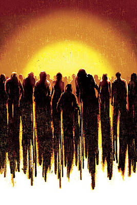 Mystery Digital Art - Dawn Of The Dead 2004 by Fine Artist