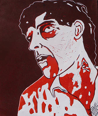 Dawn Of The Dead Painting - Dawn Of The Dead Print 3 by Sam Hane