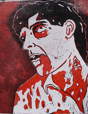 Dawn Of The Dead Painting - Dawn Of The Dead Print 4 by Sam Hane