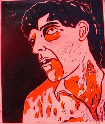 Dawn Of The Dead Print 6 Art Print by Sam Hane