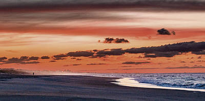 Photograph - Dawn On The Bogue Banks by John Harding