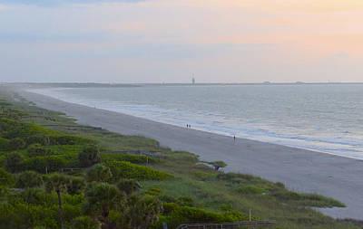 Photograph - Dawn Over Cape Canaveral by Lynn Hansen