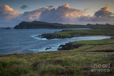 Photograph - Dawn Over Clougher Head by Brian Jannsen