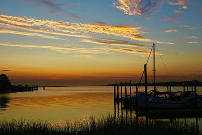 Photograph - Dawn Over The Bay by John Kearns
