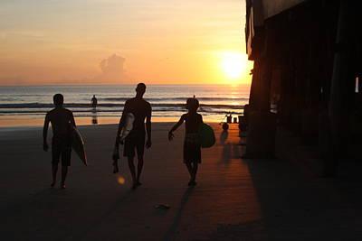 Photograph - Dawn Patrol  by Mandy Shupp
