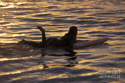 Photograph - Dawn Patrol by Stan and Anne Foster