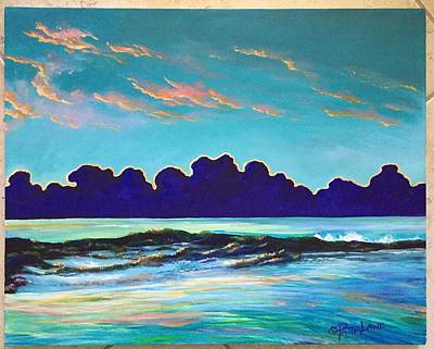 Painting - Dawn by Patti Lane