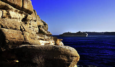 Photograph - Dawn Princess Leaving Sydney by Miroslava Jurcik