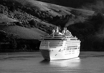 Photograph - Dawn Princess by Ramunas Bruzas