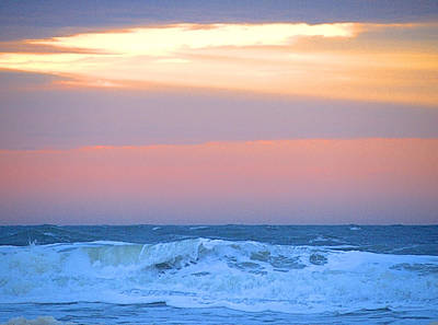 Photograph - Dawn Seas by  Newwwman
