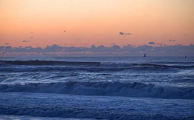 Photograph - Dawn Surf by  Newwwman