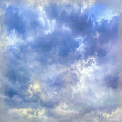 Mixed Media - Dawns Early Light by Teresa Wilson