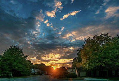 Photograph - Dawn's First Light by Jim Moore