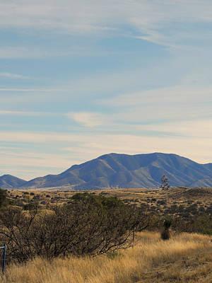 Bisbee Photograph - Day Breaks by Gordon Beck