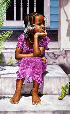 Daydreamer Painting - Day Dreamer by Nicole Minnis