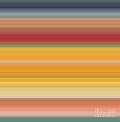 Digital Art - Day Horizon by Alex Caminker