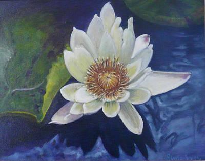 Day Lily Art Print