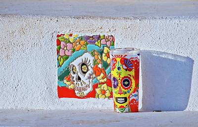 Photograph - Day Of The Dead by Linda Unger