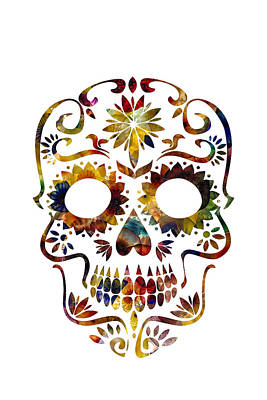Photograph - Day Of The Dead by Michael Colgate