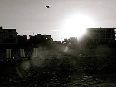 Bradley Smith Photograph - Day On The Beach by Bradley Smith