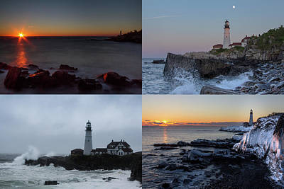 Photograph - Day Or Night In Any Season by Darryl Hendricks
