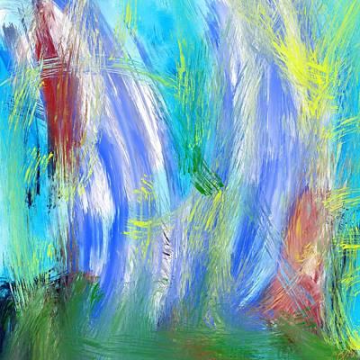 Digital Art - Day, Spring by Bill Minkowitz