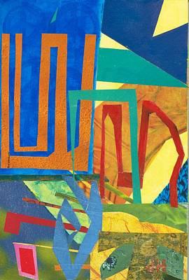 Day Tripper Art Print by Jerry Hanks