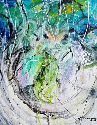 Painting - Day Twenty-one by Kume Bryant