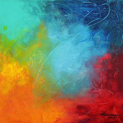 Painting - Day Twenty-six by Kume Bryant