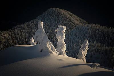 Photograph - Daybreak by Adam Gibbs