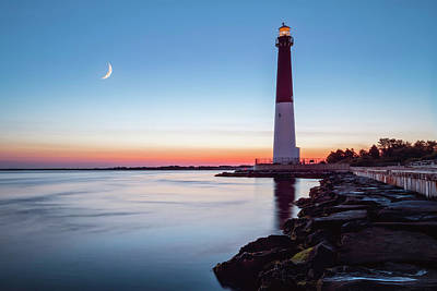 Photograph - Daybreak At Barnegat by Eduard Moldoveanu