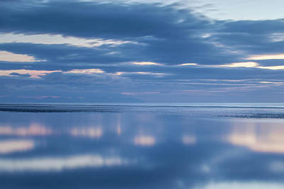 Photograph - Daybreak, Laytown by Peter McCabe