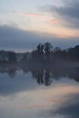 Photograph - Daybreak by rd Erickson