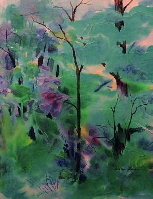 Daybreak Art Print by Sharon K Wilson