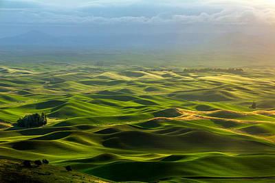 Photograph - Daybreak by Todd Klassy