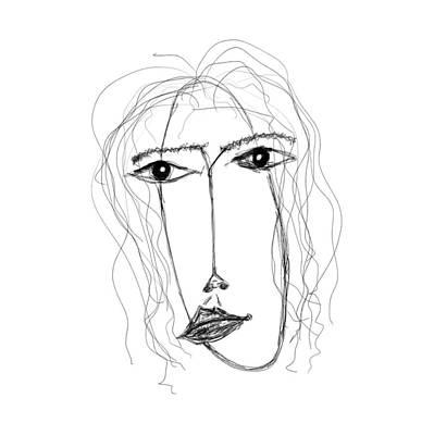 Drawing - Daydream by Bill Owen