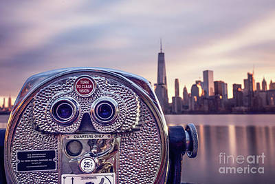 Royalty-Free and Rights-Managed Images - Daydream By The Hudson by Evelina Kremsdorf