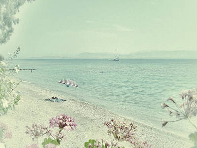 Corfu Photograph - Daydream by Connie Handscomb