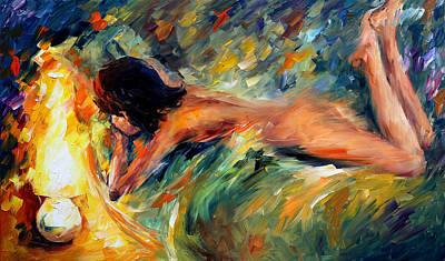 Daydream Print by Leonid Afremov