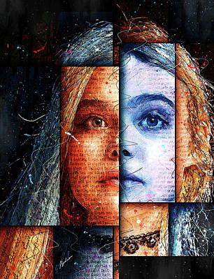 Symbolic Art Digital Art - Daydreamer by Gary Bodnar