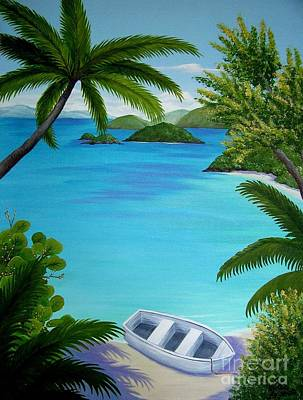 Painting - Daydreaming by Valerie Carpenter