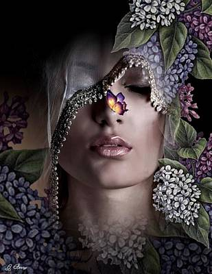 Daydreams Art Mixed Media - Daydreams 2 by G Berry