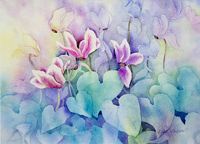 Painting - Daydreams by Lisa Vincent
