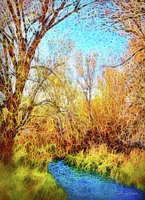 Digital Art - Daylight Inspirations by Joel Bruce Wallach