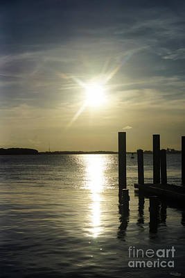 Photograph - Days End At Cooper River by Jennifer White